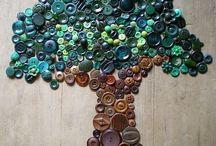 Tree Crafts / by Debbie Warner