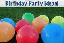 Party Ideas / by Davida