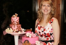 Crystal Slagley, Cake Artist / We take your creative ideas & turn them into creative cakes!