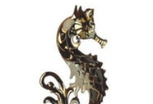 Sterling Seahorse Product
