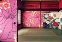 ★*:。JAPANESE OIRAN ROOM.:*:☆ / ヾ(✿❛◡❛)ノ✿✿✿sexy red oiran room✿✿✿.♫♫♬ .