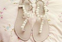 ゚*。DIY☆SANDAL。*゚❀ / (❀ฺ´∀`❀ฺ)handmade sandal(✿ฺ´∀`✿ฺ)ノ
