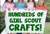 Girl Scouts / A collection of ideas and inspiration for our awesome troop of girls.  / by Shannon Butler