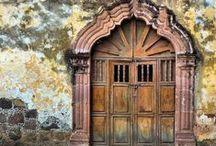Doors Doors Doors / by Liz .
