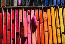 Crazy Colors! / by Liz .