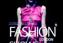 London Fashion Week AW 2015 / What is happening during London Fashion week Feb 2015