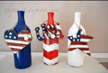 Labor Day / summer recipes, red white and blue!