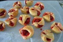 Crescent Roll & Dough Creations! / recipes made with crescent roll dough, puff pastry, pie crust