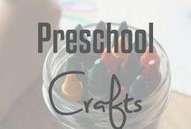 Preschool Crafts / Crafts for preschool kids.
