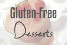 Gluten-Free Desserts / Gluten-free dessert ideas and recipes.
