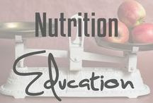 Nutrition Education / Curious about vitamins, nutrients, how you should be fueling your body, sugar, fats, and more?