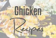 Chicken Recipes / Recipes for chicken dishes.