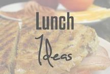 Lunch Ideas / Lunch ideas for school lunches.