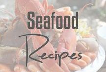 Seafood Recipes / Recipes for shrimp, fish, mussels, and more.