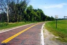 Road Trip / Thousands of miles along classic two-lane highways, as well as an array of adventurous trails. Some broken in with decades of historic travel. Others are newly paved, waiting to be explored.