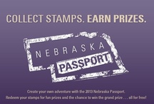 2013 Nebraska Passport / The 2013 Passport program begins May 1. / by Nebraska Tourism