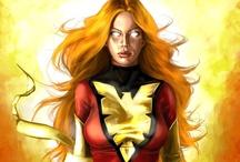 Comics / Marvel and DC Comic Favs