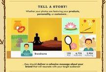 Social Media Infografiken
