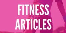 Fitness Articles / Check out our latest and greatest fitness articles, workouts, and nutrition tips!