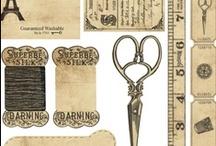 Needle work & sewing tutorials / by Karen Schaller