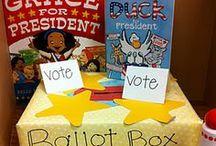 Election / by Kristin Stumpf