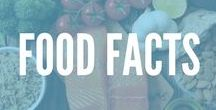 Food Facts / Get the latest info on food and nutrition! Try these food facts, kitchen hacks, and cooking tips to make clan eating easy and delicious!