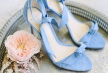Wedding Heels / They say a girls bestfriend is diamonds. I say shoes. Wedding shoes, heels and flats for your special day.