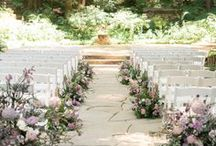 Spring Wedding Inspiration / Spring into love and take a chance. Wedding Ideas for a Spring Wedding.
