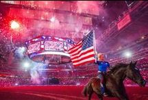 [RODEO] Best Photos / Houston Rodeo: The Houston Livestock Show and Rodeo is the world's largest live entertainment and livestock exhibition. / by Houston Chronicle