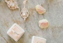 Wedding Day Jewelry / Shiny jewelry for your wedding day look.
