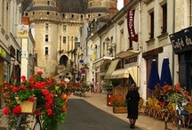 France-Villages, Towns / by Sandi Holmes