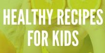 Recipes: Healthy Kids / Keeping kids eating healthy isn't easy, but these delicious recipes can make it way more fun. Try these recipes your kids, and whole family will love!