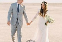 Wedding Trends and Tips / Wedding experts discover the latest wedding trends and inspiration you can use for the wedding reception, ceremony sites, and DIY decorations for wedding favors and more. Also find bridal gowns and trends hot off the runways of New York Bridal Fashion Week.