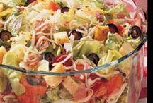 Yummo salads
