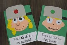 Fall Activities- Apples / by Kristin Stumpf