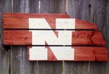 Everything Nebraska / Red this, red that. Nebraska this, Nebraska that. Everything Nebraska that you want to own.