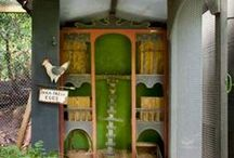 Henny Penny Palace / Chicken Coops! / by Betty c