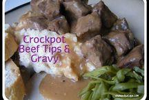 Crockpot Freezer Meals / by Shelley Schafer
