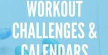Workout Challenges & Calendars / Grab a friend and try one of our workout challenges to get inspired and motivated! Follow one of our custom workout calendars to take out the guess work and see how amazing you can look and feel once you have completed those 28 days!