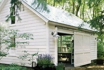 dream tiny house living / Dreams of future farm houses, camp grounds, vintage trailers, artist retreats, amazing spaces and travel