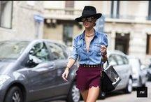 Fashion // Street Style / by Camila Souza