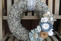 Wreaths / by After Dinner Designs