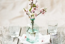 Table settings, weddings / Lovely ideas for table settings, weddings or just having fun.  / by Dominstil Casaetrend
