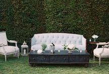 Vintage Weddings / Romantic vintage? Vintage-rustic? Retro vintage? It's all here.