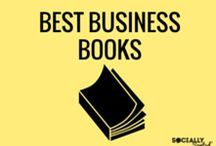 Best Business Books / Business, Marketing and Social Media Books that will help you to grow your business. Books on marketing, business, sales, conversions, traffic and customer service. These books will change your business!