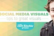 Visual Social Media / Brands Using Savvy, Clever Visual Social Media Marketing will be Pinned.  That's a Promise!