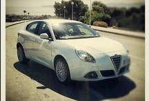 Alfa Romeo - White / Join the Alfa Community:  www.socialnetwall.alfaromeo.com Become a fan here:  www.facebook.com/Alfa.Romeo.cars