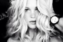 hair & makeup / by Julia Harmon