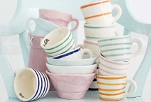 Ceramics / Ceramics products - inspiring, wonderful colours / by Dominstil Casaetrend