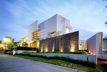 art-chitecture / Contemporary residential architecture.